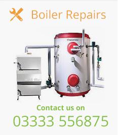 Boiler Repairs - contact us on 03333 556875
